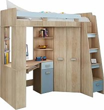 High Sleeper/Bunk Bed/Entresole. ALL IN ONE. Right