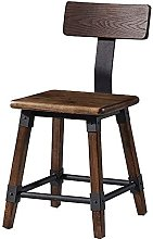 High stool chair Creative Student Learning Desk