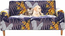 High Stretch Sofa Slipcover for 1/2/3/4 Seater,Non