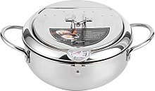 High Temperature Resistant Mini Frying Pot,