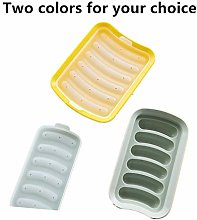 High Temperature Resistant Silicone Sausage Mold,