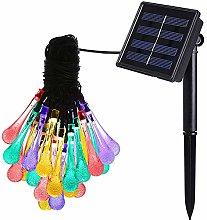 Highill Solar Powered LED Fairy Lights 8 Mode