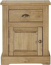 Highland Home FB Assembled Antique Waxed Pine 1