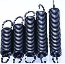 Highland Spring Small Extension Spring Steel Wire
