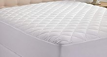 Highliving ® Quilted Mattress Protector Topper