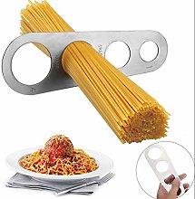 Hilai 1PC pasta measuring tool stainless steel