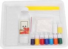 Hilitand Colours Water Marbling Paper Art Tool,