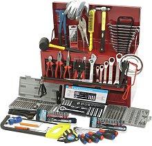 Hilka 269 Piece Tool Chest Kit.