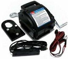 Hilka 88992007 Vehicle Winch 12 Volt