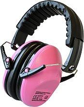 Hilka Childrens Ear Defenders - Pink