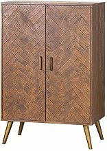 Hill 1975 Havana Gold Drinks Cabinet, Mixed, One