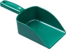 Hill Brush Hand Scoop (26cm) (Green)