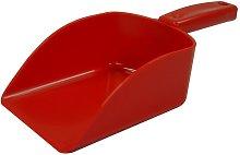 Hillbrush Feed Scoop (Medium) (Red)