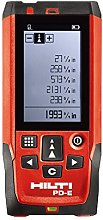 Hilti Laser Distance Range Meter 200M/656ft PD E,