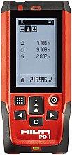 Hilti PD I Laser Range Meter 150M/492ft, Distance