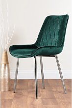 Hiltonia Upholstered Dining Chair Canora Grey Leg