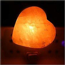 Himalayan Natural Rock Salt LAMP, Crystal Mini