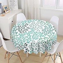 Himlaya Daisy Round Tablecloth for Circular Table