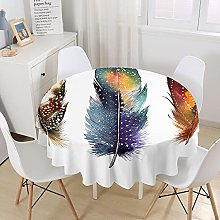 Himlaya Round Tablecloth for Circular Table Wipe