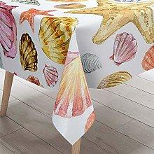 Himlaya Tablecloth Rectangular Wipe Clean, 3D