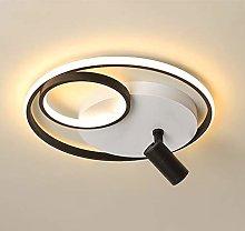 HIMNA PETTR LED Ceiling Light Rotatable, 2 Way