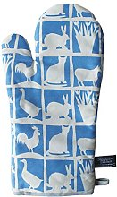 Hinchcliffe and Barber Oven Mitt-Repetto, Fabric,