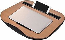 hinffinity Portable Laptop Lap Desk, Bed Tray Of