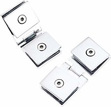 Hinges Outdoor Garden Easy Mount Hinges 2Pcs