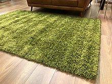 hink-louder Shaggy Rug Runner Non Shed Carpet