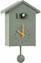 Hinxukp Simple and Creative Bird Pendulum Clock,