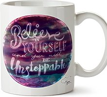 Hippowarehouse Believe in Yourself and You Will be