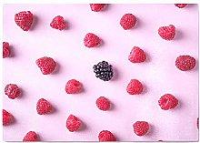 Hippowarehouse Berries Chopping Board Toughened