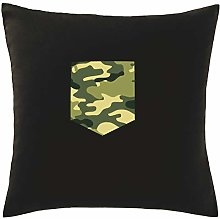 Hippowarehouse Camouflage Army Printed bedroom