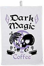 Hippowarehouse Dark Magic & Coffee Witch Pastel