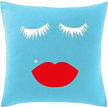 Hippowarehouse Drag face Printed bedroom accessory
