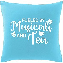 Hippowarehouse Fueled By Musicals And Tea Printed