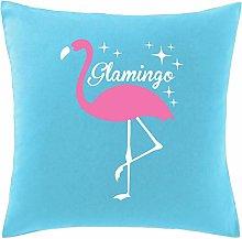 Hippowarehouse Glamingo Flamingo Printed bedroom