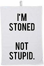 Hippowarehouse I'M Stoned Not StupidPrinted