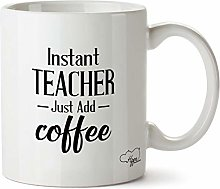 Hippowarehouse Instant Teacher Just Add Coffee