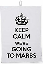 Hippowarehouse Keep calm we're going to Marbs