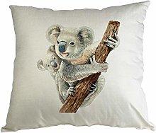 Hippowarehouse Koala And Baby Printed accessory