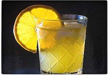 Hippowarehouse Lemon Cocktail Chopping Board