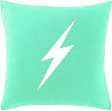 Hippowarehouse Lightning Printed bedroom accessory