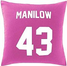 Hippowarehouse Manilow 43 Printed bedroom