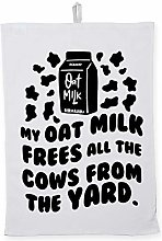 Hippowarehouse My Oat Milk Frees All The Cows From