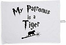 Hippowarehouse My Patronus Is A Tiger Printed Tea