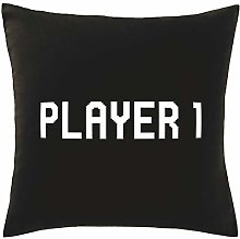 Hippowarehouse Player 1 Printed bedroom accessory