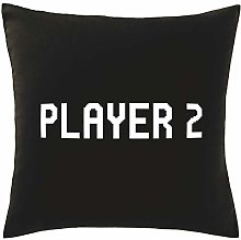Hippowarehouse Player 2 Printed bedroom accessory