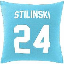 Hippowarehouse Stilinski 24 Printed bedroom