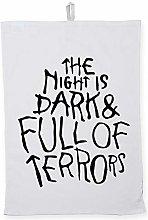 Hippowarehouse The night is dark and full of